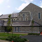 Clontarf Church 'like design faced with building stone cladding